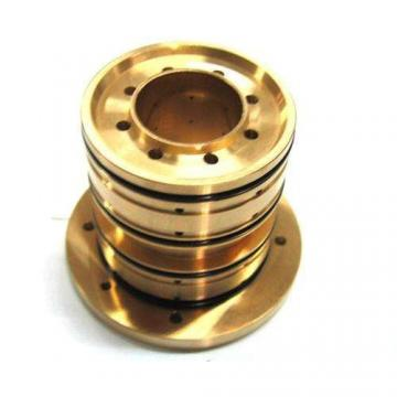 1.984 mm x 6.35 mm x 4.366 mm  skf D/W RW1-4-2ZS Deep groove ball bearings